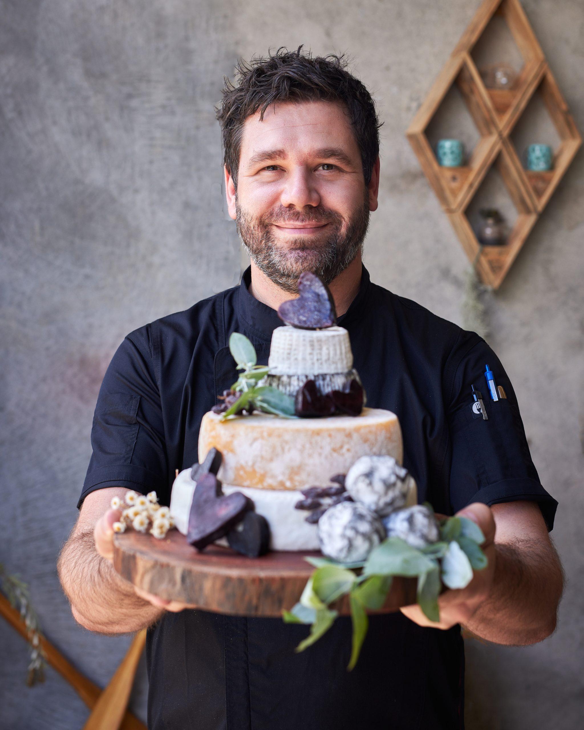 Shaun Landman - Cheesemaker at BoatShed Cheese