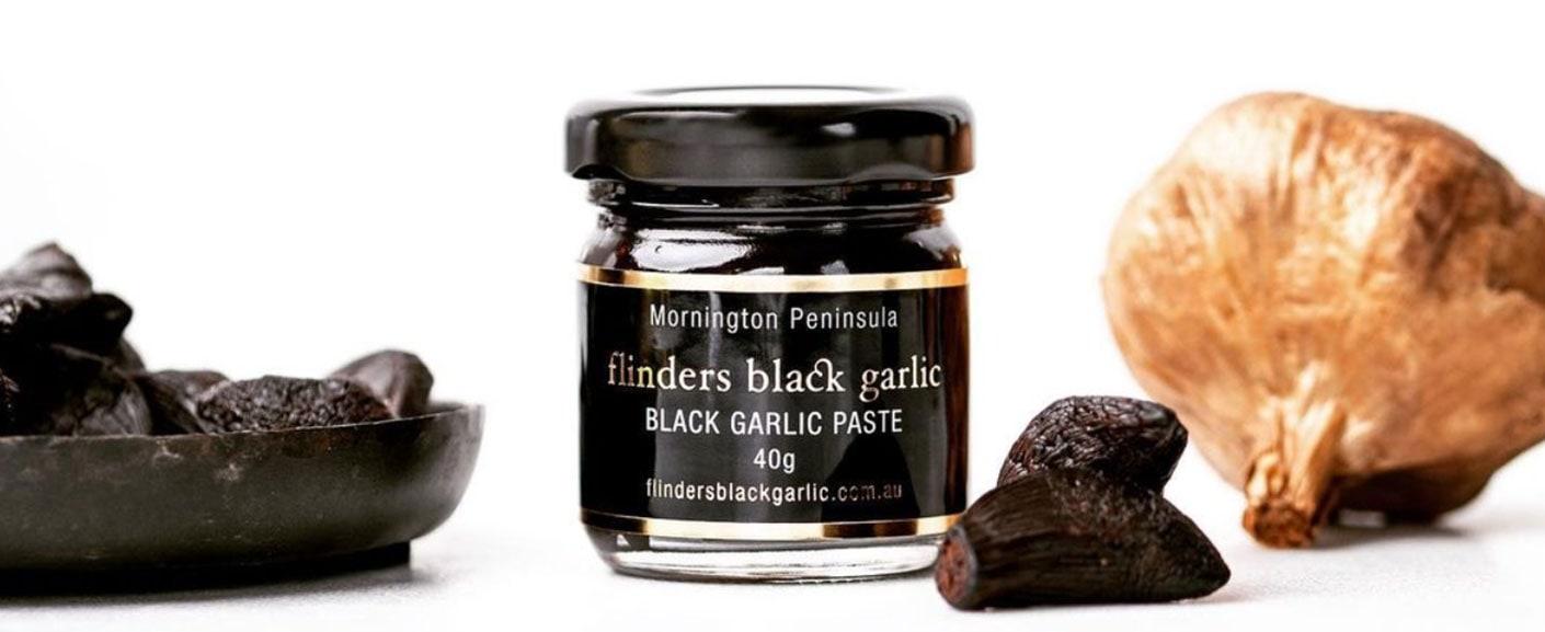Flinders Black Garlic
