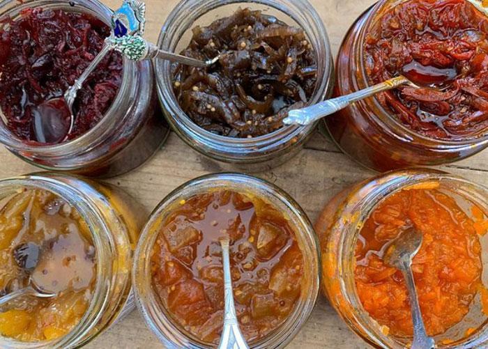 batchmade preserves by Sam Talbot