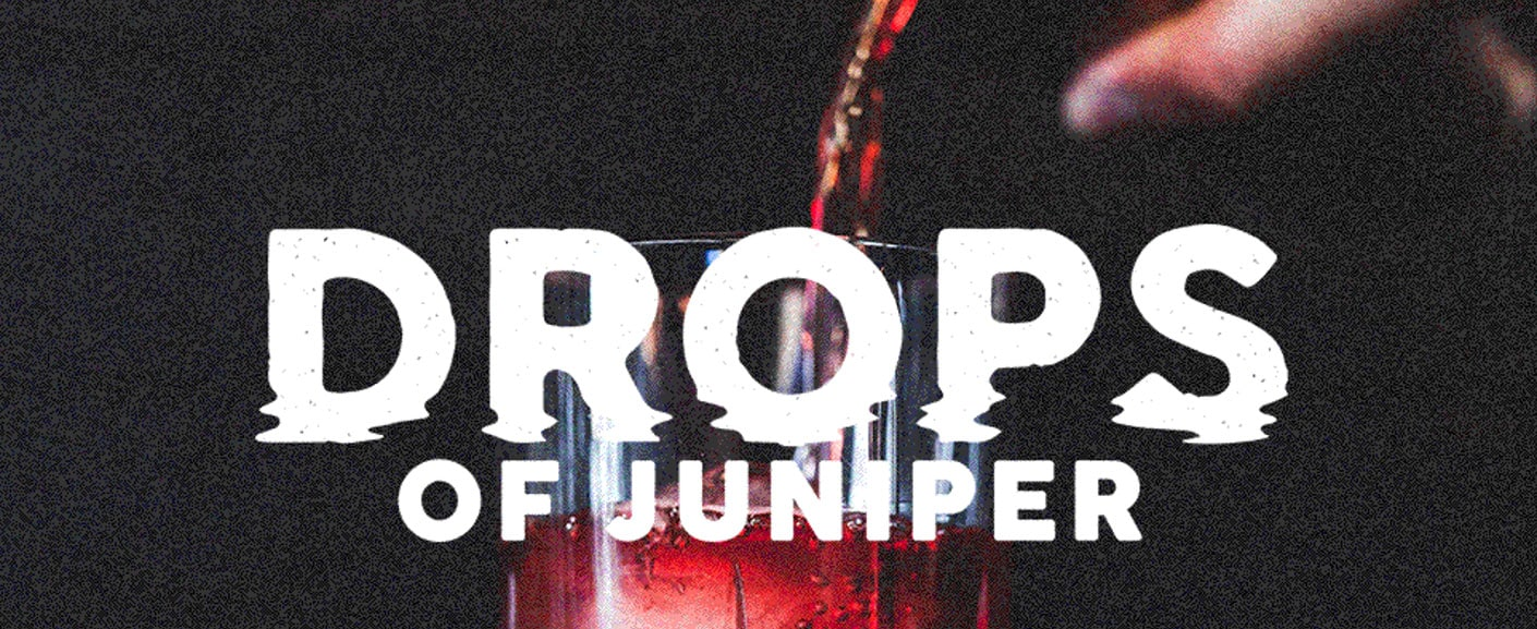 Drops of Juniper Negroni