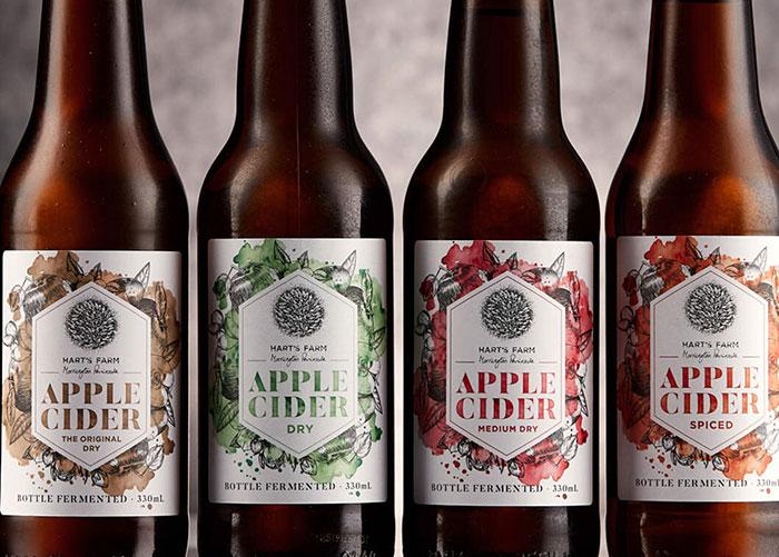 Harts Farm cider