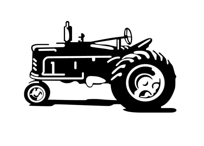 Ten Minutes by tractor - logo