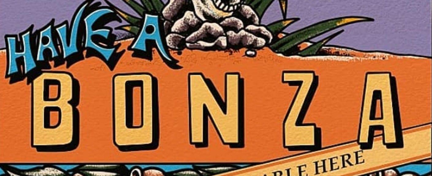 Bonza brewing Poster