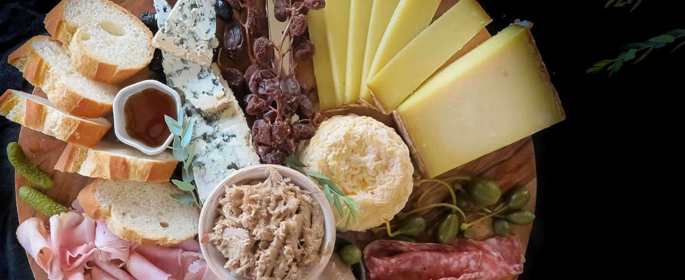 Cheese, Salumi, Charcuterie Board