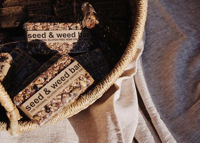 See and weed bar